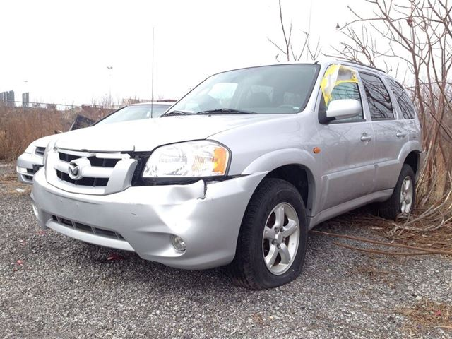 2005 mazda tribute gx bolton ontario used car for sale. Black Bedroom Furniture Sets. Home Design Ideas