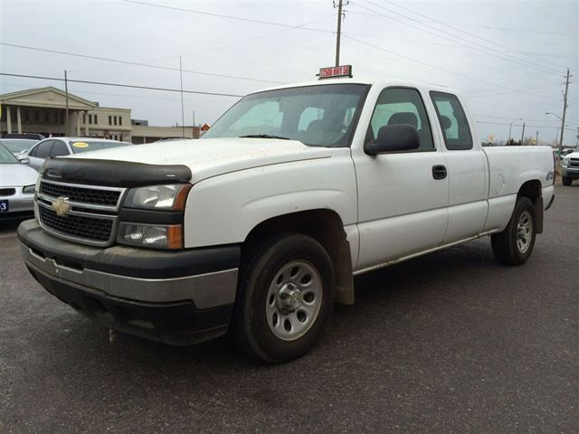 2007 Chevrolet Silverado 1500 4X4!! CERTIFIED AND E-TESTED ...