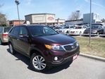 2011 Kia Sorento EX  AWD  LEATHER  DVD in Scarborough, Ontario