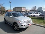 2006 Mercedes-Benz M-Class ML500 NAVIGATION NO ACCIDENT DVD in Scarborough, Ontario