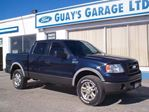 2006 Ford F-150 FX4 4x4 SuperCrew Cab Styleside 5.5 ft. box 139 in. WB in Val Gagne, Ontario