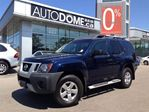 2009 Nissan Xterra 4X4 Alloy Wheels Power Group in Mississauga, Ontario