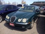 2001 Jaguar S-Type - in Bolton, Ontario