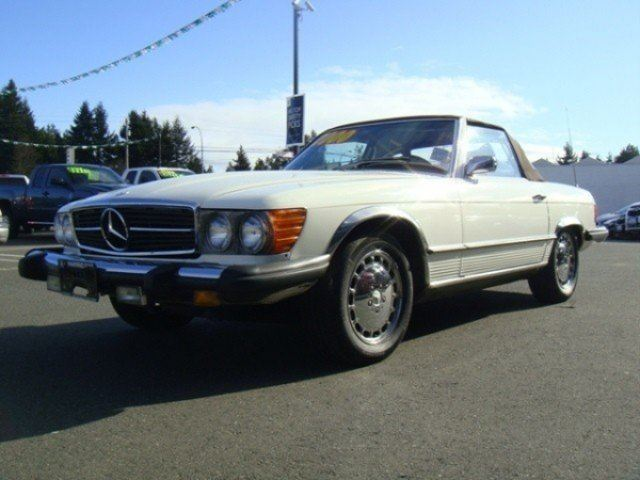 1975 MERCEDES-BENZ 450SL  450SL in Parksville, British Columbia