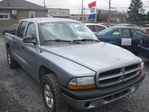 2003 Dodge Dakota Sport,auto, 137kkm, crew cab,safety, 12 M waranty, financing available in Ottawa, Ontario