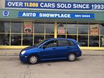 2006 Suzuki Aerio ONLY ONE OWNER! ACCIDENT FREE! WOW! in North York, Ontario