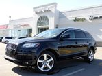 2014 Audi Q7 DIESEL 7-SEATER QUATTRO S-LINE LOADED NAV LEATHER PANO SUNROOF in Thornhill, Ontario