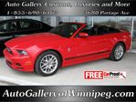 2014 Ford Mustang Convertible *Lthr* in Winnipeg, Manitoba