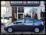 2007 Toyota Prius *HYBRID*NAVI*AUTO*LEATHER*FULLY LOADED* in York, Ontario