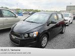 2013 Chevrolet Sonic LT in Saint-Hyacinthe, Quebec