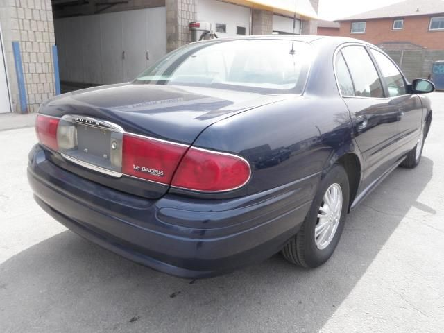 2004 buick lesabre custom toronto ontario used car for. Black Bedroom Furniture Sets. Home Design Ideas