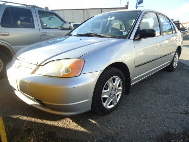 2003 honda civic dx g 4dr sedan edmonton alberta used. Black Bedroom Furniture Sets. Home Design Ideas