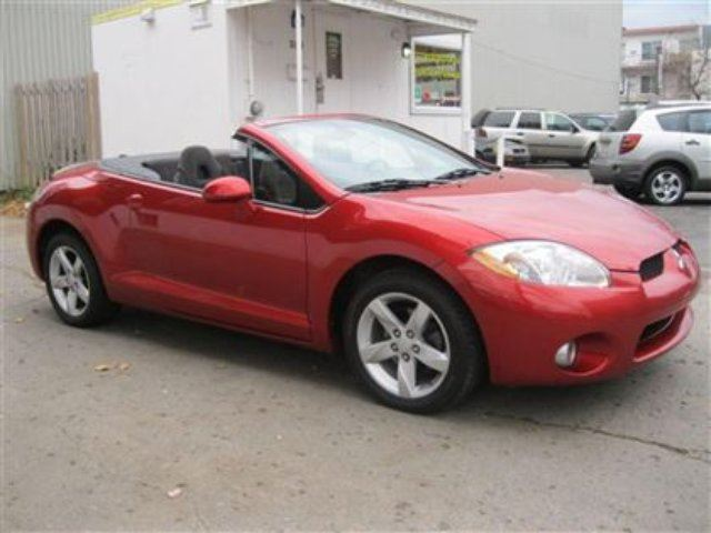 2008 Mitsubishi Eclipse GS,CONVERTIBLE,TOUT ?QUIP?!! in Montreal, Quebec