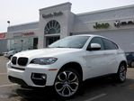2013 BMW X6 35i M-PERF PKG XDRIVE LOADED NAV 3D CAM LEATHER SUNROOF in Thornhill, Ontario