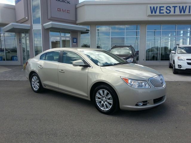 2010 BUICK LACROSSE           in Claresholm, Alberta