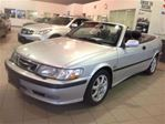 2002 Saab 9-3 SE-HP.Turbo Convertible NoAccidents in Kitchener, Ontario