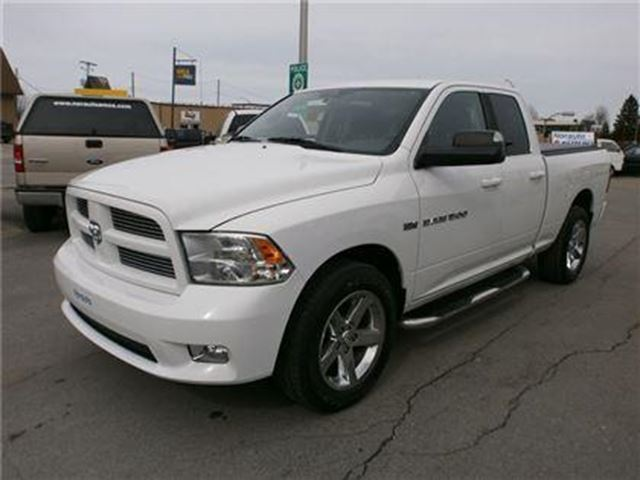 2012 dodge ram 1500 sport 4x4 amos quebec used car for sale. Cars Review. Best American Auto & Cars Review