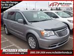 2013 Chrysler Town and Country Touring in Lethbridge, Alberta