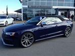 2014 Audi RS5 4.2 7sp S tronic Cab in Richmond, British Columbia
