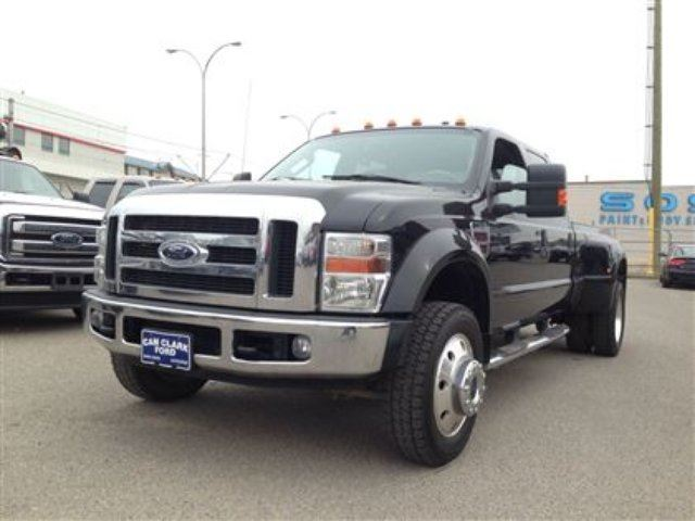 2008 ford f 450 lariat super duty calgary alberta used. Black Bedroom Furniture Sets. Home Design Ideas