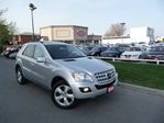 2009 Mercedes-Benz M-Class ML350 NAVIGATION XENON HEADLIGHTS  in Scarborough, Ontario