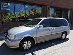2003 Kia Sedona EX W/LEATHER AND SUNROOF in Woodbridge, Ontario
