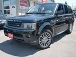 2010 Land Rover Range Rover Sport HSE  Navigation/Rear View Camera in Scarborough, Ontario