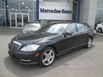 2011 Mercedes-Benz S550 4MATIC Sedan in Ottawa, Ontario