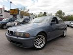 2001 BMW 5 Series 525i in Scarborough, Ontario