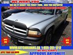 2001 Dodge Dakota CLUB CAB****AS IS**** This vehicle is being sold as-is, unfit, not e-tested and is not represented as being in road worthy condition, mechanically sound or maintained at any guaranteed level of quality. in Cambridge, Ontario