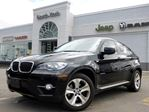 2010 BMW X6 35i NAV BACKUP CAM LEATHER SUNROOF ALL HTD SEATS KEYLESS ENTRY in Thornhill, Ontario