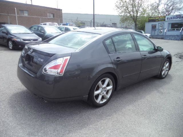 2005 Nissan Maxima SE LEATHER SUNROOF LOADED Gray | IMPORTS