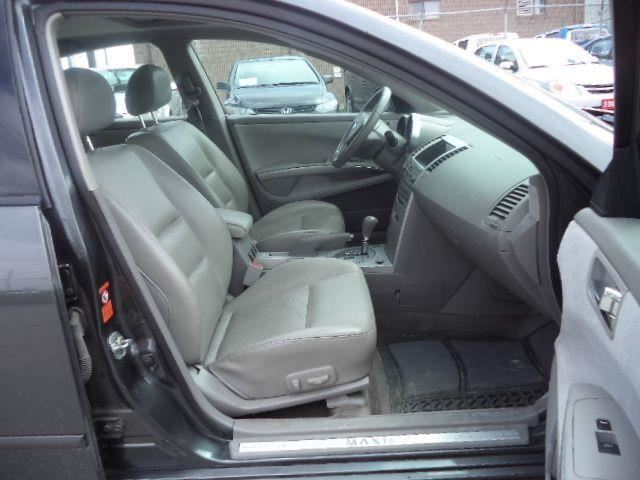 2005 Nissan Maxima Se Leather Sunroof Loaded Gray For 4950 In Stouffville