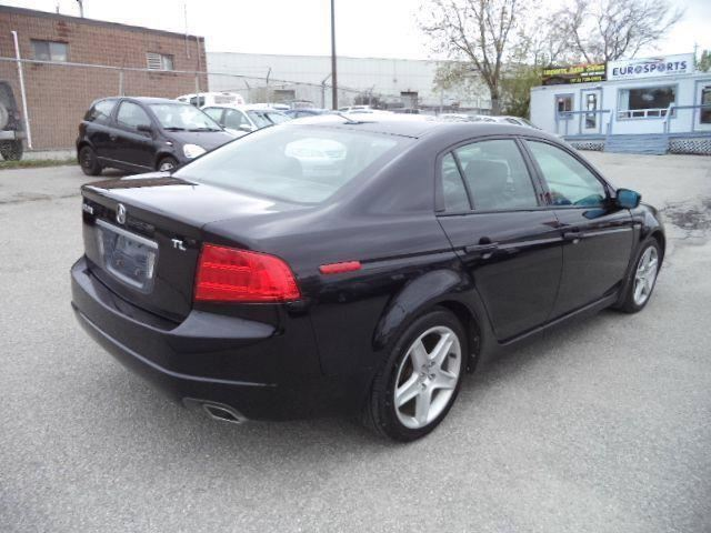 2005 acura tl leather sunroof loaded black for 7950 in. Black Bedroom Furniture Sets. Home Design Ideas