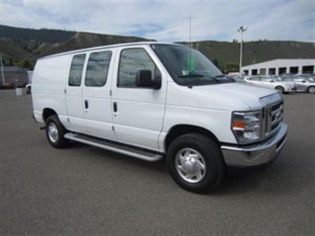 2013 Ford E-250 - in Kamloops, British Columbia