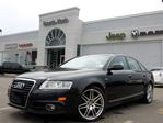 2010 Audi A6 3.0L QUATTRO S-LINE LOADED NAV LEATHER SUNROOF BOSE BACKUP CAM in Thornhill, Ontario