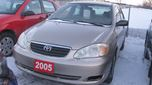 2005 Toyota Corolla CE,MANUAL,AC COLD,12 M WRTY,FINANCE APPROVED in Ottawa, Ontario