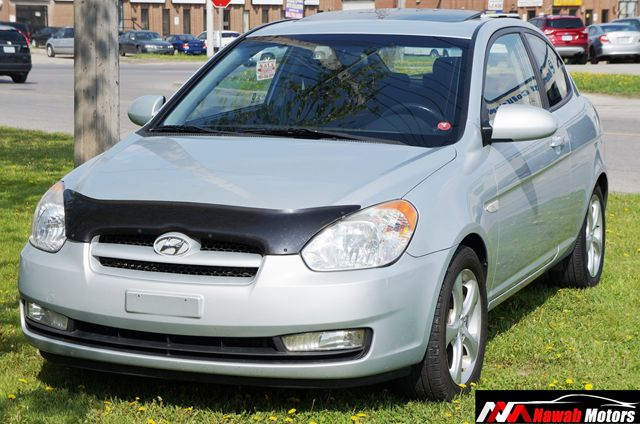2007 hyundai accent gs 4 cyl auto sunroof ac brampton. Black Bedroom Furniture Sets. Home Design Ideas