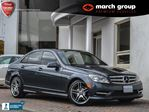 2011 Mercedes-Benz C-Class C300 4MATIC Sedan with Navigation and New Brakes!  in Ottawa, Ontario