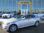 2011 Lexus IS 250 LEATHER, ROOF, NAVIGATION in Nepean, Ontario