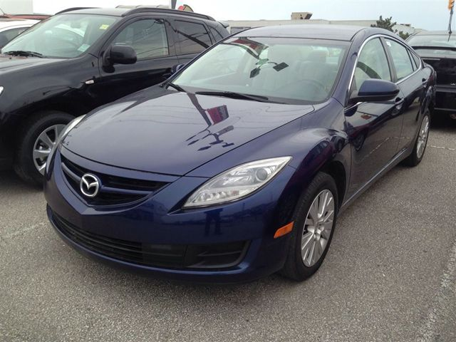 2010 mazda mazda6 gs one owner only 47 k scarborough ontario used car for sale. Black Bedroom Furniture Sets. Home Design Ideas