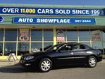 2005 Buick Allure CXL SUNROOF AND LEATHER, NO ACCIDENTS! in North York, Ontario