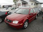 2004 Volkswagen Jetta GLS auto,pwr.sunroof,164k,mint,safey,12M WRTY,GOOD,OR NO CREDIT,EASY FINANCE in Ottawa, Ontario