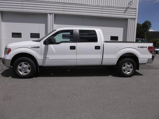 2013 FORD F-150 XLT in Cranbrook, British Columbia
