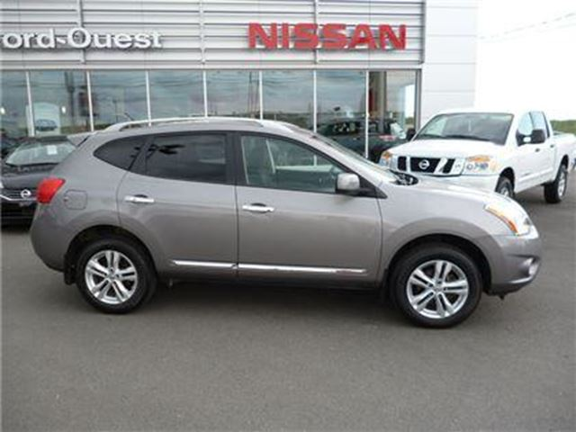 2013 nissan rogue sv awd amos quebec car for sale 1714422. Black Bedroom Furniture Sets. Home Design Ideas