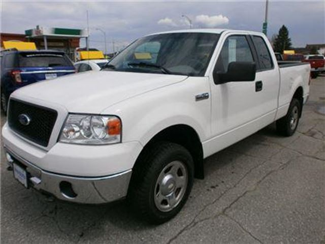 2006 ford f 150 xlt 4x4 amos quebec car for sale 1714424. Black Bedroom Furniture Sets. Home Design Ideas
