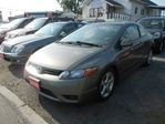 2008 Honda Civic LX-SR sunroof,loaded,5speed manual,12 M WRTY,GOOG,OR NO CREDIT,FINANCE APPROVED in Ottawa, Ontario