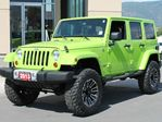 2013 Jeep Wrangler Unlimited Sahara in Penticton, British Columbia