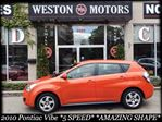 2010 Pontiac Vibe *59 KM**5 SPD**FULLY LOADED* in York, Ontario