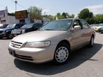 2001 Honda Accord  LX in Scarborough, Ontario